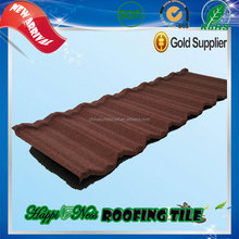 Stone Coated Metal Roof Tile/Stone Coated Metal Roofing Sheet