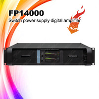 professional most power amplifier fp14000,power amplifier china