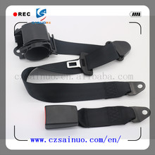 High quality CCC CE auto part automobile utv seat belt and car safety seat belts