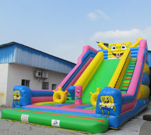 aufblasbare best sell inflatable combo slide bounce houses /inflatable castle