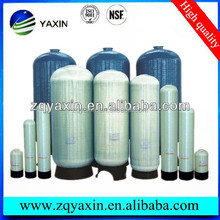 Anti-aging and high strength frp fiberglass tank equipment for water purification system