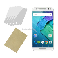 For Motorola Moto X Style Hot Sale High Clear Ultra Thin Screen Protector