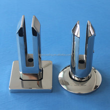 stainless steel clamps fix glass factory supplier with reasonable price