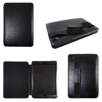 New Arrival With Strap Designs Famous Tablet Leather Cases For Ipad Mini 3
