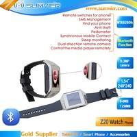 Shenzhen new factory price windows smart watch mobile phone