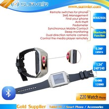 Shenzhen new factory price windows smart watch mobile phone