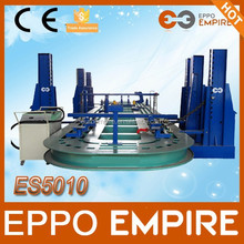 ES5010 Alibaba China machinery CE approved truck frame straightener/truck chassis liner/auto body shop