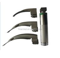 medical fiber optic laryngoscope types