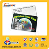 High quality standard plastic magnetic stripe hotel key card