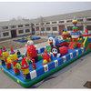 inflatable fun city for rental business