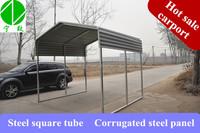 3.3*6m metal car parking canopy