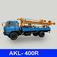 Most efficient & practical, AKL-400R foundation drilling equipment