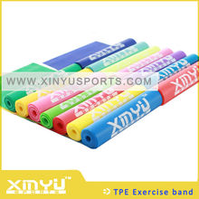 TPE Exercise band,resistance band,fitness band