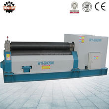 Hoston Multi function W11 sheet metal fabrication rolling machine/ sheet metal bending machines