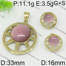 POWELL Fashion Wholesale Newest matte gold jewelry