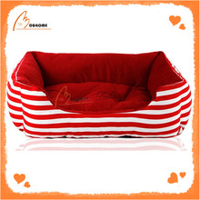 High technology red sea style self-warming pet bed