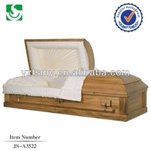 luxurious specialized funeral casket lining handle