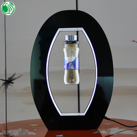 Fashion customized Top magnetic levitation adervertising electronic calendar day date display