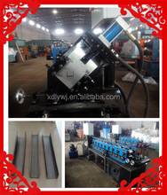 Botou Cangzhou metal aluminium window frame c stud channel roll forming machine