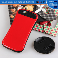 Factory Wholesale TPU Cell Phone Case for iPhone 6 Plus