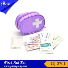 With CE FDA Certificate convenient carry emergency survival pet first aid kit