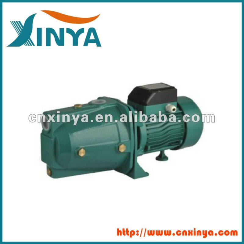 Xinya jet 100 electric jet engine self priming clean water for Jet motor pumps price