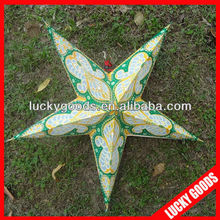 indian paper star lanterns wholesale