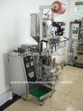 Aromatizantes de embalaje de la máquina con tres/cuatro de sello lateral