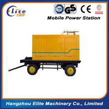 cheap hot sale famous engine brand diesel generator set made in china