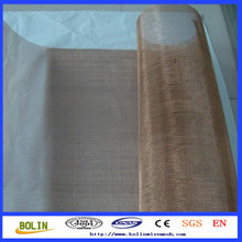 Alibaba China Copper/Phosphor Bronze Wire Mesh Used For Shielding and Filtering