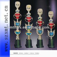 "18"" plastic sport trophy for child"