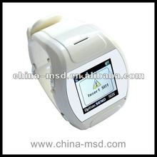 Touch Screen MQ007 hand phone watch with CE certificate