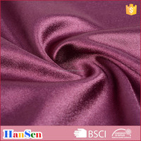 Shiny Nylon spandex warp knitted satin