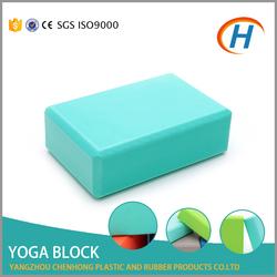 3''*6''*9'' Sky Blue EVA Exercise Yoga Brick,Foam Yoga Brick,Soft Yoga Block