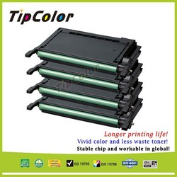Premium Quality Compatible Samsung CLP-500 Toner Cartridge for Samsung CLP-500, CLP-500n, CLP-550 with Imported Toner