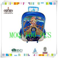 Creditable trendy trolley school bags for teenagers