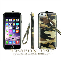 High Quality cell phone case wholesale for iphone 6 camouflage