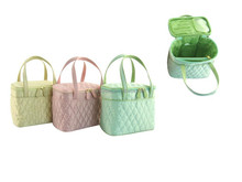 OEM Promotional Ladies Travel Cosmetic Bag for Women/toiletry bag