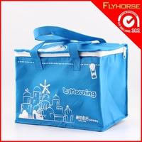 Wholesale cheapest non woven fabric cooler bag