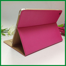 360 Rotating cover case for ipad air flip leather case