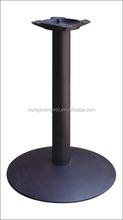 Hs-a009 bar mesa de mármol de la pierna para mesa de café