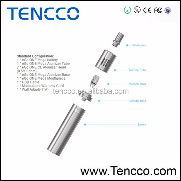 Joyetech Ego One Battery Joyetech Ego One Mega 2600mah