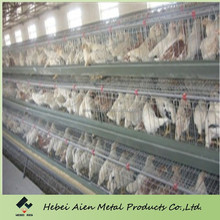 galvanized cages for broiler chicken breeding