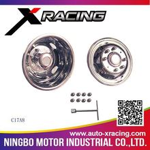 XRACING C17A8 car accessory of Steel wheel cover,Wheel Simulators