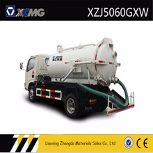 Hot Sale Vacuum Sewage Suction Tanker Truck For Sale in Dubai