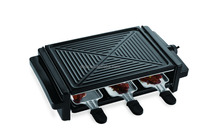 Table multi functional double sided electric grill Pan