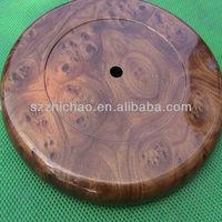 wooden water transfer film application on metal