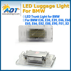 Canbus No Error luggage compartment lamp for BMW