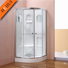 free standing shower screen,complete shower room, cheap corner shower YY-A007