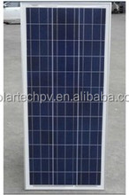80W Polycrystalline Solar Panel for home system with green energy